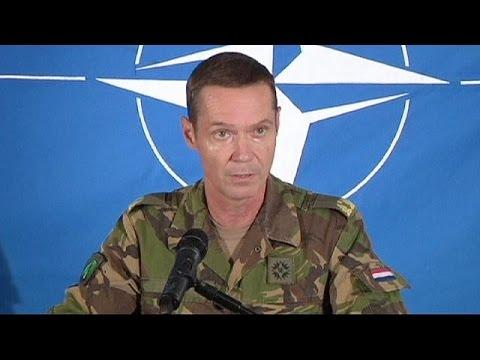 NATO: satellite images
