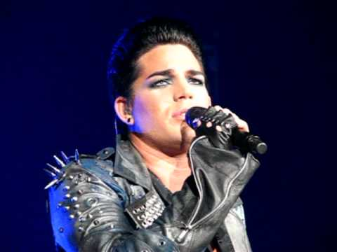 Adam Lambert Mad World Live in Baltimore