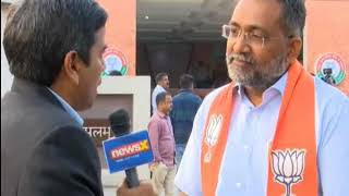 Gujarat Election Result: Harshad Patel speaks to NewsX over BJP win and Congress on EVM issue - NEWSXLIVE