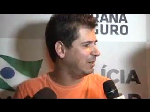 No Lar Paraná, homem é preso acusado de ser o maníaco que assediava crianças na saída de escolas
