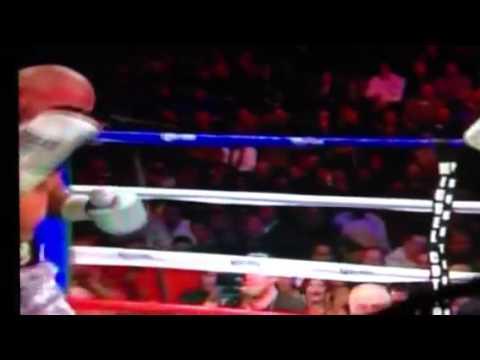 Completa, La pelea de Miguel Cotto diciembre 2012.