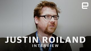 Justin Roiland Interview at E3 2018 - ENGADGET