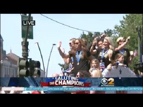 'Celebrating Women's Soccer'
