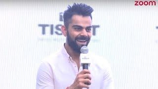 Virat Kohli Reacts To The B-Town Celebs Who Can Play His Role In His Biopic - ZOOMDEKHO