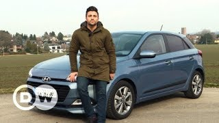City car on the long haul: Hyundai i20 | DW English - DEUTSCHEWELLEENGLISH