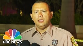 Miami Bridge Collapse Moves From 'Rescue To Recovery,' Police Say | NBC News - NBCNEWS