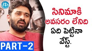 Keshava movie Director Sudheer Varma Interview Part #2 || Talking Movies With iDream - IDREAMMOVIES