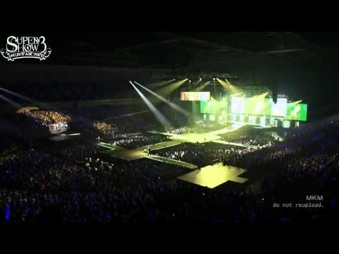[SJF Vietsub + kara] Super Junior - Super Show 3 in Japan - Dancing out (OFFICIAL)