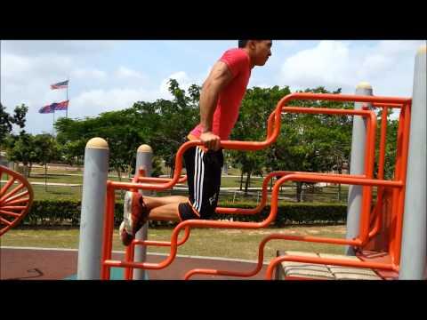 Cara Nak Attack Otot Trisep-Strongman Team