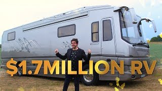 This $1.7M RV is the ultimate in road trip luxury | Techadence #4 - CNETTV