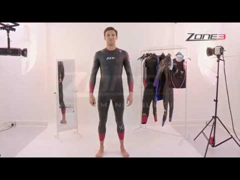 Zone3 Mens Guide To Putting On A Wetsuit