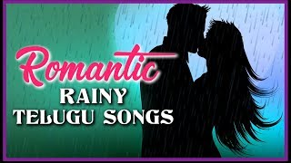 Telugu Best Romantic Rain Songs Jukebox | Telugu Movies Best Songs  | Back To Back Rain Songs - RAJSHRITELUGU