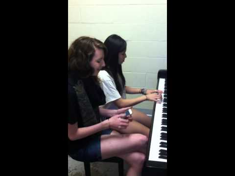 Love Song (Sara Bareilles) Cover by Leah Bower & Bianca Dao