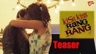 Kiss Kiss Bang Bang Movie Teaser || Karthik - TELUGUONE