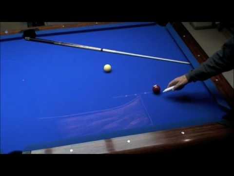 Billiards: Cue Ball Control -part 1