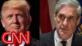 Trump escalates attacks on Robert Mueller - CNN