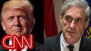 Trump escalates attacks on Robert Mueller - CNN
