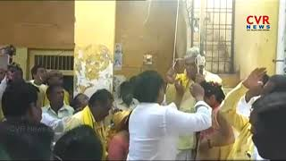 MLA JC Prabhakar Reddy, Activists Pays Tributes to NTR | NTR 23rd Death Anniversary | Anantapur | - CVRNEWSOFFICIAL