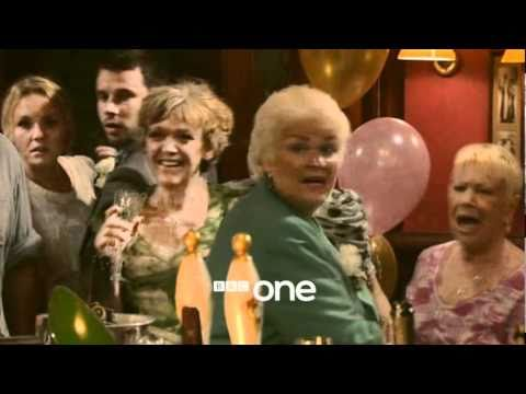 Eastenders: The Vic Fire Alternate BBC One TV Trailer