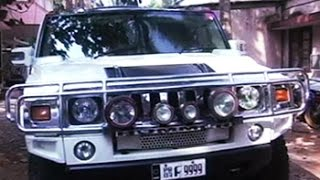 After businessman drove Hummer into him, security guard fighting for life - NDTV