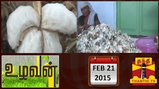 Uzhavan 21-02-2015 A Complete Information on Agriculture (21/02/2015) – Thanthi TV News