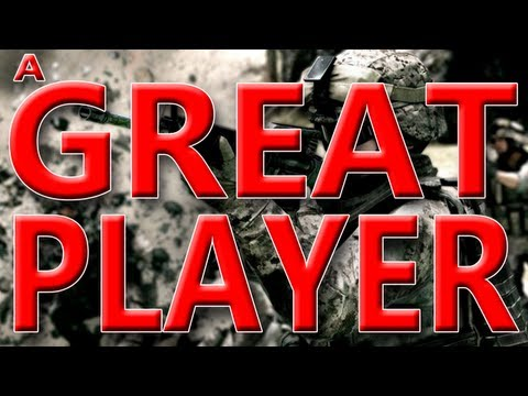 What makes a Good Battlefield Player?