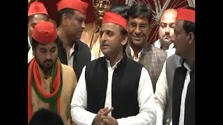 ED to examine Akhilesh Yadav in UP sand mining case: Sources - ABPNEWSTV