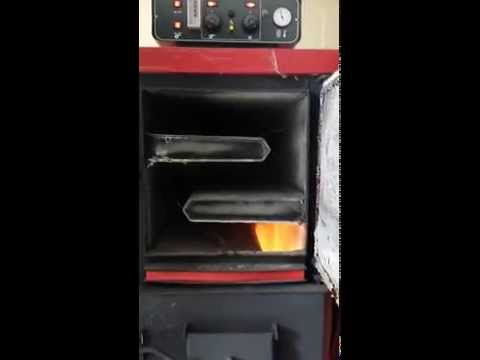 Λεβητας βιομαζας Χουμεριανος - Biomass boiler