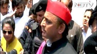 बीजेपी ने जनता को दुख पहुंचाया है, देश को नया प्रधानमंत्री मिले : अखिलेश यादव - NDTVINDIA