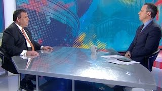 Christie critical of White House - FBI meeting - CNN