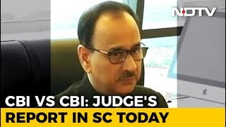 Supreme Court To Hear Corruption Watchdog's Version In CBI Case Today - NDTV
