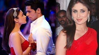 Bollywood News in 1 minute - 24/12/2014 - Alia Bhatt, Sidharth Malhotra, Kareena Kapoor Khan