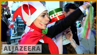 🇮🇷 World Cup 2018: Iran defeat Morocco | Al Jazeera English - ALJAZEERAENGLISH