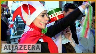 🇮🇷 World Cup 2018: Iran defeat Morocco | Al Jazeera English - ALJAZEERAENGLISH