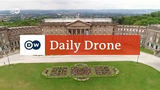 #DailyDrone: Willhelmshöhe Palace - DEUTSCHEWELLEENGLISH