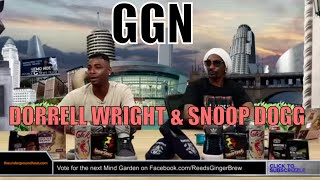 Dorell Wright On Snoop Dogg's Talk Show, Says Carmelo Is Toughest To Guard