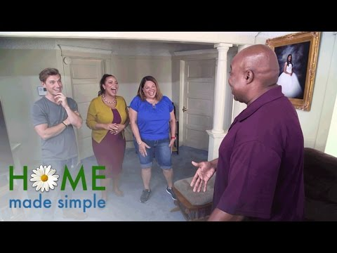 The Living Room Redo One Couple Desperately Needed | Home Made Simple | Oprah Winfrey Network