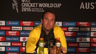 2015 WC PAK vs ZIM: Brendan Taylor's reaction after losing to Pakistan - IANSINDIA
