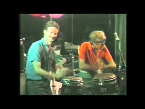 "Richard Feynman Bongo Drums ""Orange Juice"""