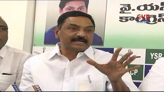 YCP MLA Raghuram Reddy Slams CM Chandrababu Naidu over Kadapa Tour | CVR News - CVRNEWSOFFICIAL