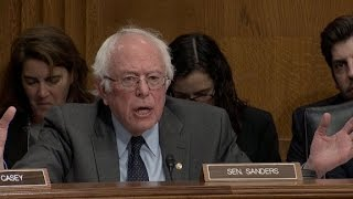Sanders: 'We are not a compassionate society' - CNN