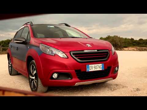 Peugeot 2008 Castagna: city crossover normally chic