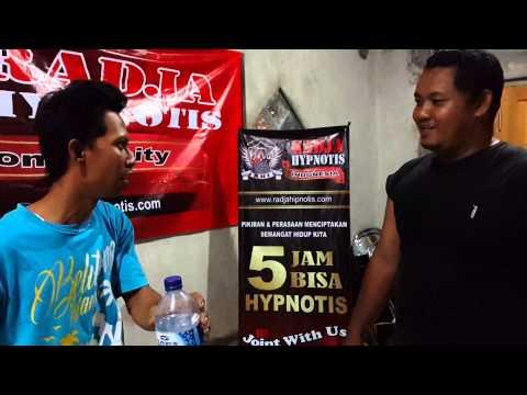 Belajar Magic Mentalis Radja Hipnotis Indonesia