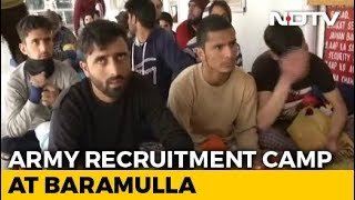 After Pulwama, 2,500 Young Kashmiri Men Apply For 111 Vacancies In Army - NDTV