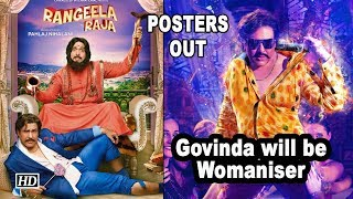 "Govinda's ""Rangeela Raja"" POSTERS OUT 