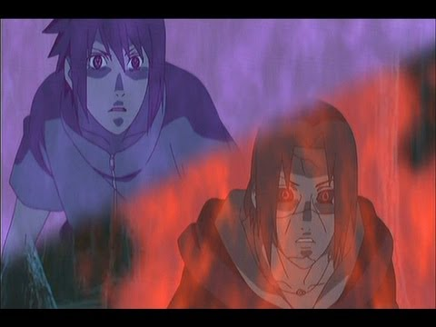 Naruto Shippuden Episode 334 Review -- Sasuke & Itachi vs Sage Mode Kabuto