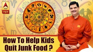 Parenting Tips with Pawan Sinha: Prepare delicious food at home to help kids quit junk food - ABPNEWSTV