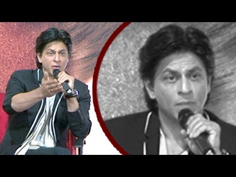 Shahrukh Khan Gets Angry at JAB TAK HAI JAAN Press Conference