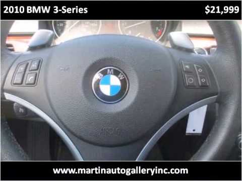 2010 BMW 3-Series Used Cars Pittsburg PA