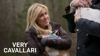 Kristin Cavallari & Jay Cutler Have a Date With Baby Goats | Very Cavallari | E! - EENTERTAINMENT